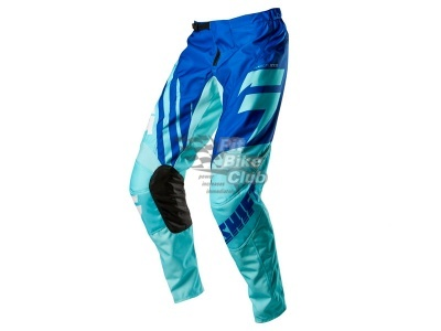 Мотоштаны Shift Racing Assault Race Pants 2015 Aqua(сине-бирюзовый) 32(M)