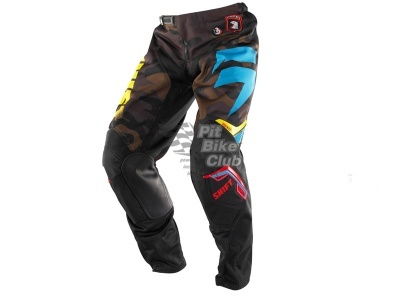 Мотоштаны Shift Racing Brigade Camo 30 (S)