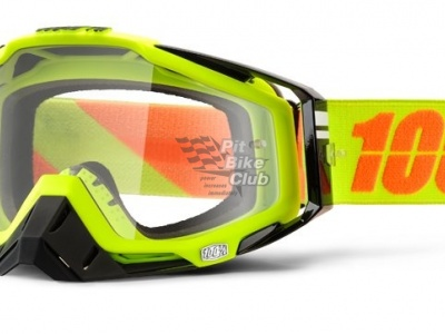 Очки 100% Racecraft Neon Sign / Clear Lens (50100-004-02)