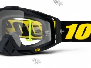 Очки 100% Racecraft Raceday / Clear Lens (50100-153-02)