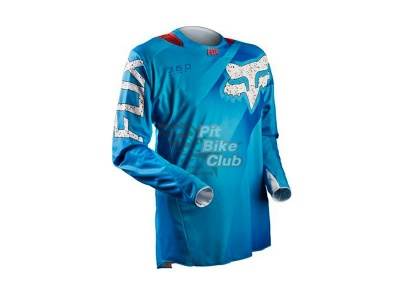 Мотоджерси Fox 360 Flight Jersey Blue M (10766-002-M)