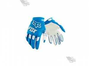 Мотоперчатки Fox Dirtpaw Race Glove Blue M (9) (12007-002-M)