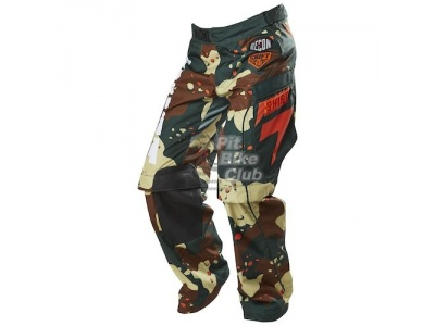 Мотоштаны Shift Recon Camo Pant Green W34 (15769-031-34)