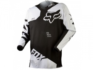 Мотоджерси Fox 180 Race Jersey Black M (10713-001-M)