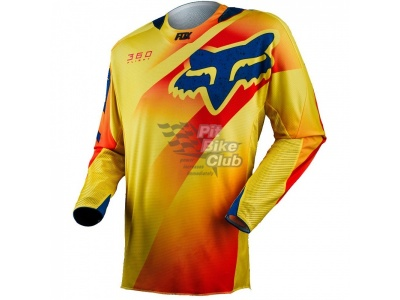 Мотоджерси Fox 360 Flight Jersey Orange M (10766-009-M)