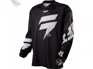 Мотоджерси Shift Recon Logo Jersey Black L (11434-001-L)