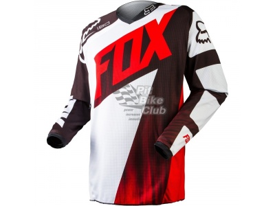 Мотоджерси Fox 180 Vandal Jersey Red M (10784-003-M)