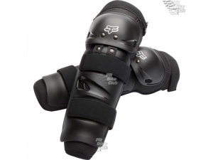 Наколенники Fox Launch Sport Knee Guard Black (29030-001-OS)