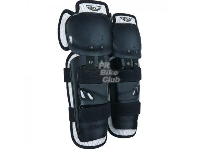 Наколенники Fox Titan Sport Knee Guard Black (06194-001-OS)