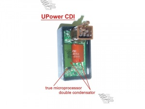 CDI Upower MICROPROCESSOR