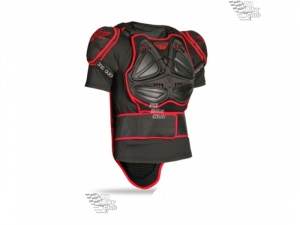 Защита тела FLY RACING BARRICADE S/S черная L