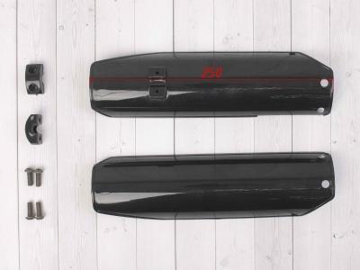 Накладки на передние амортизаторы (щитки) KAYO KLX,CRF  фото 3