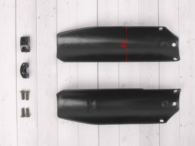 Накладки на передние амортизаторы (щитки) KAYO KLX,CRF  фото 5