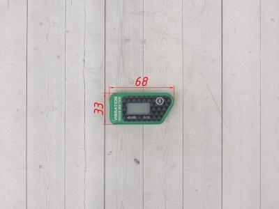 Счетчик моточасов беспроводной SM-PARTS  SMP-016B зеленый фото 3