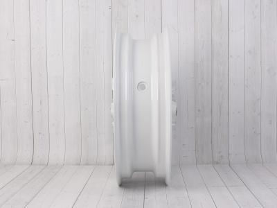 "Диск 12""х3,5 задний литой белый фото 7"