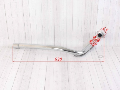 Труба выхлопная KAYO CRF801 фото 3