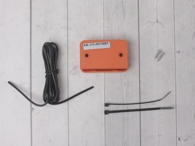 Счетчик моточасов с тахометром оранжевый фото 7