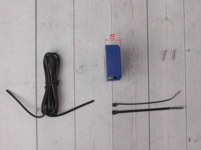 Счетчик моточасов с тахометром синий фото 5
