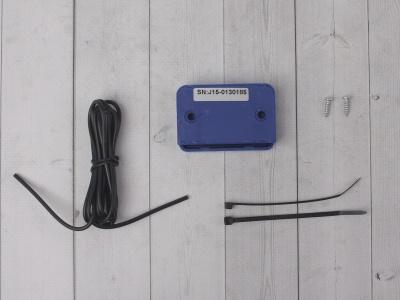 Счетчик моточасов с тахометром синий фото 7