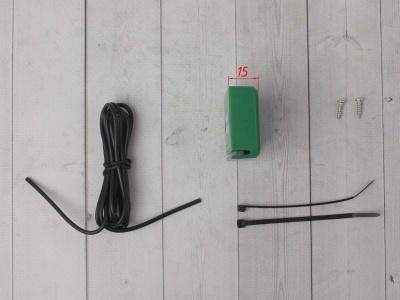 Счетчик моточасов с тахометром зеленый фото 5