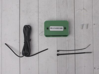 Счетчик моточасов с тахометром зеленый фото 7