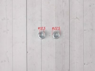 Втулка маятника внутренняя (пара) 12,2х22,5х17 KAYО CRF801-7L фото 3