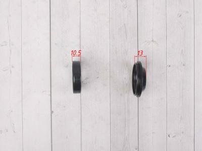 Сальник вилки KAYO SM-PARTS 33 45 10,5 c пыльником фото 5