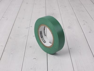 Изолента OSTENDORF 15мм*20м зеленая фото 1