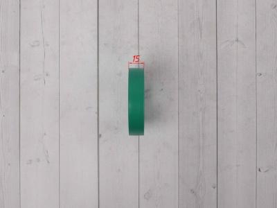 Изолента OSTENDORF 15мм*20м зеленая фото 3