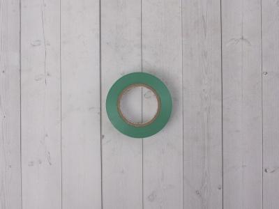 Изолента OSTENDORF 15мм*20м зеленая фото 5