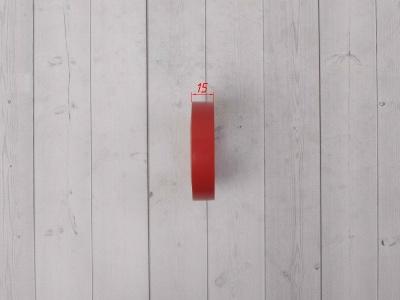 Изолента OSTENDORF 15мм*20м красная фото 3