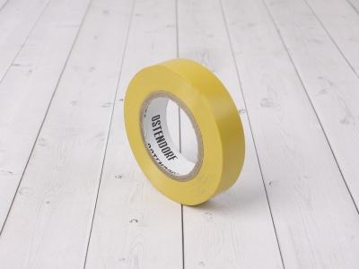 Изолента OSTENDORF 15мм*20м желтая фото 1