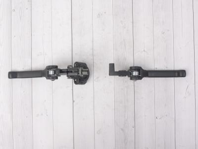 Рычаги сцепления и тормоза откидные  Е1 черные фото 9