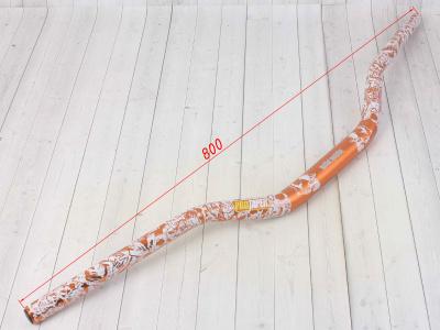 Руль Fatbar низкий PROTAPER оранжевый фото 3
