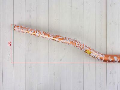 Руль Fatbar низкий PROTAPER оранжевый фото 5