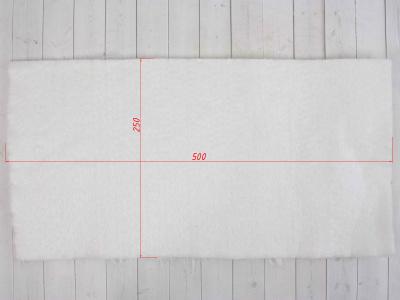 Набивка для глушителя 500х250х5 мм фото 3