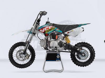 Питбайк YCF START F125 14/12, 125cc, 2019г. фото 1