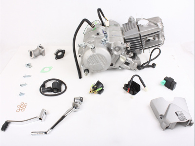 Двигатель Zongshen 190cc E (2 клапана) фото 19