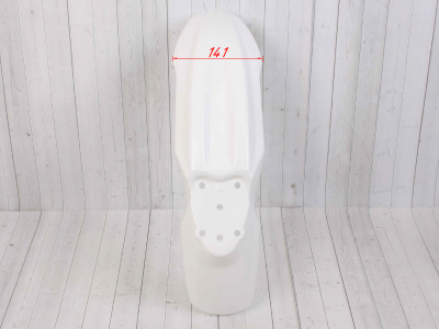 Крыло переднее KAYO CRF белое фото 5