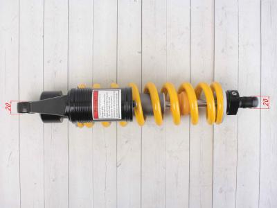 Амортизатор задний газомасляный с выносным резервуаром 360mm, (d-10, m-10)  фото 5
