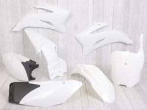 Пластик ТТR белый комплект