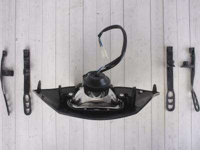 Фара галогенная черная KTM Replica фото 7