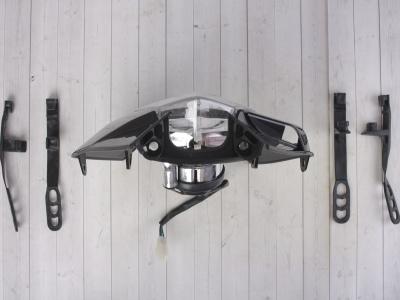 Фара галогенная черная KTM Replica фото 9