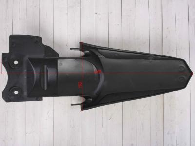 Крыло заднее ТТR черное фото 5
