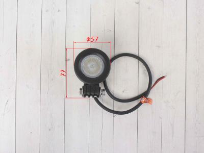 LED оптика Flint Light FL-2101/10W (FL-609) Ближний фото 5