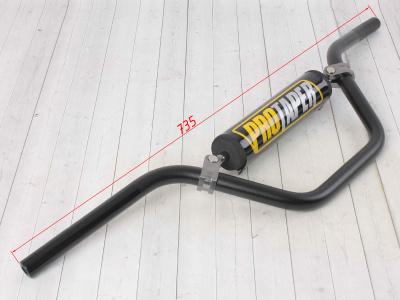 Руль PROTAPER (REPLICA) алюминиевый высокий черный фото 3