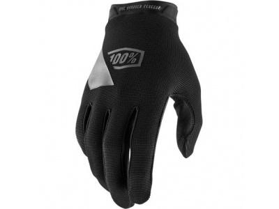Мотоперчатки подростковые 100% Ridecamp Youth Glove Black L (10018-001-06) фото 1