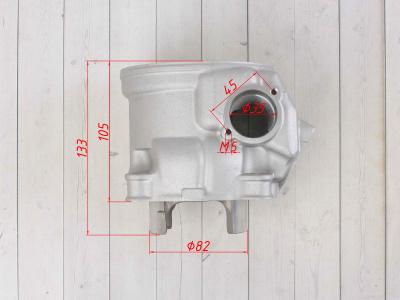 Цилиндр GR7 двиг. MT-250 2T OEM фото 5