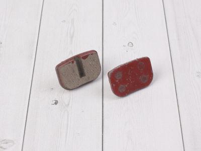 Тормозные колодки механические, 2шт / комплект фото 1