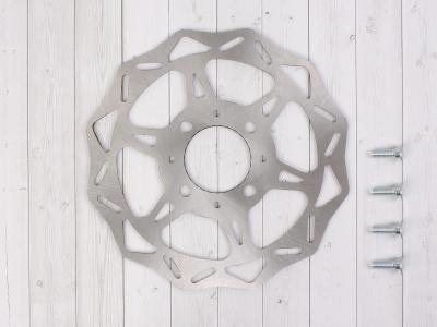 Тормозной диск передний KAYO Т2 (с 2015 года) фото 7